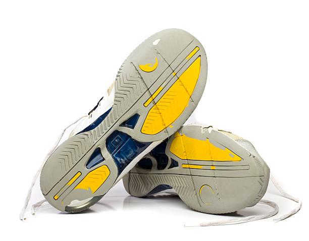 Porter des chaussures de Tennis - Photo