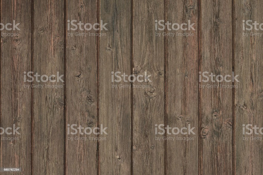 worn wall made of wooden planks 免版稅 stock photo