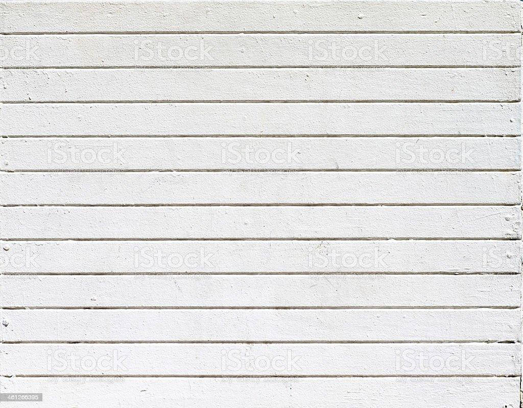 Usé peintes de blanc - Photo