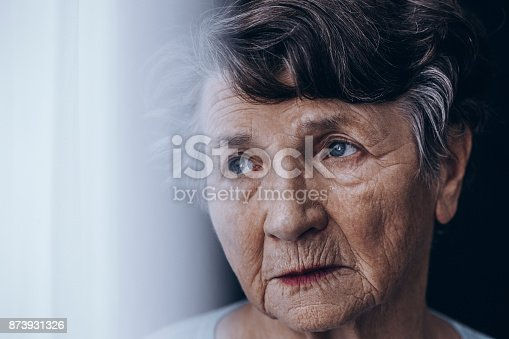 874789168istockphoto Worried old woman's face 873931326