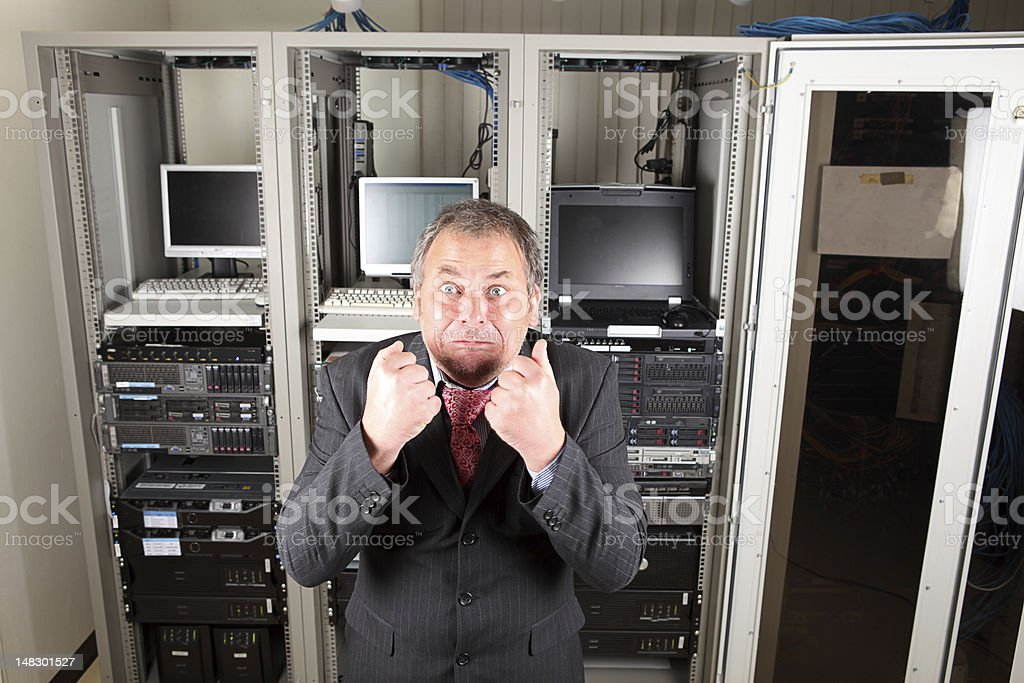 Worried stock photo