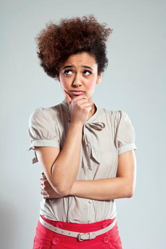 istock Worried Teen Girl 175202549
