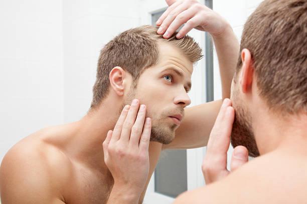 Gedanken über Haarausfall – Foto