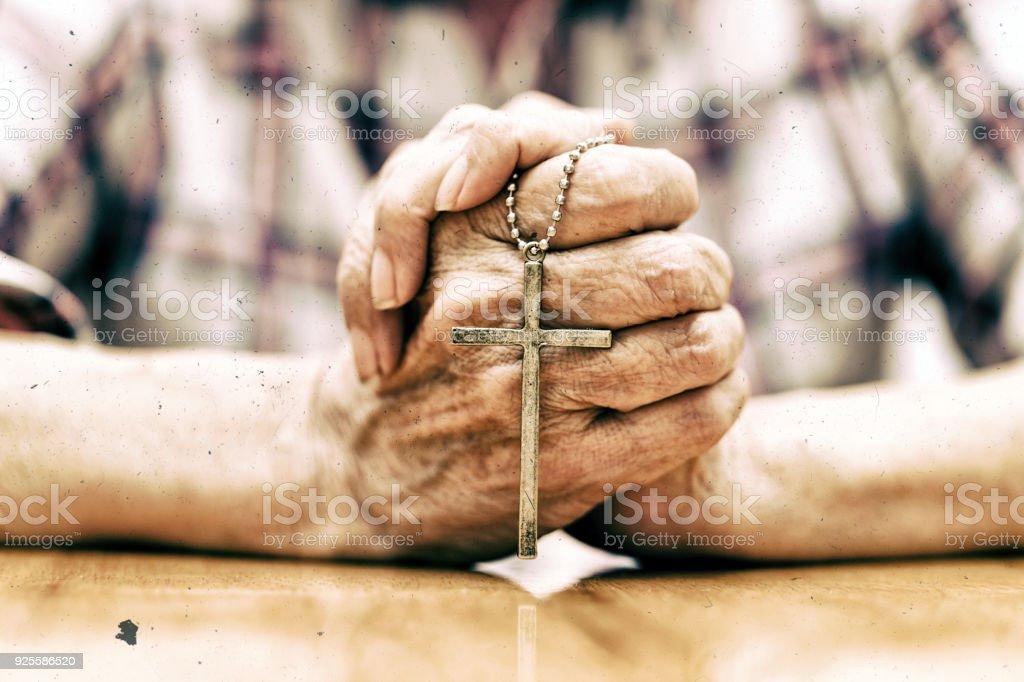 Gott anbeten – Foto