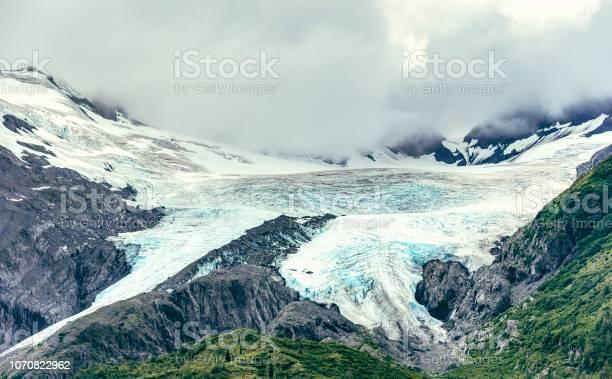 Worthington Glacier - Prince William Sound - Alaska
