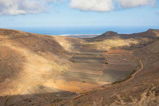 I would, Las Palmas. Valle de Fuente Dulce. Lanzarote, Canary Islands.