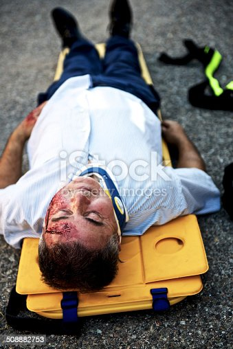 508966965 istock photo Wounded man 508882753