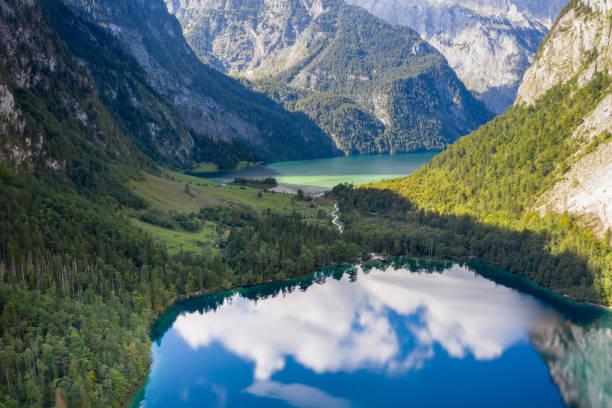 wounderful beskådar av königssee, bayern - bayerischer wald bildbanksfoton och bilder