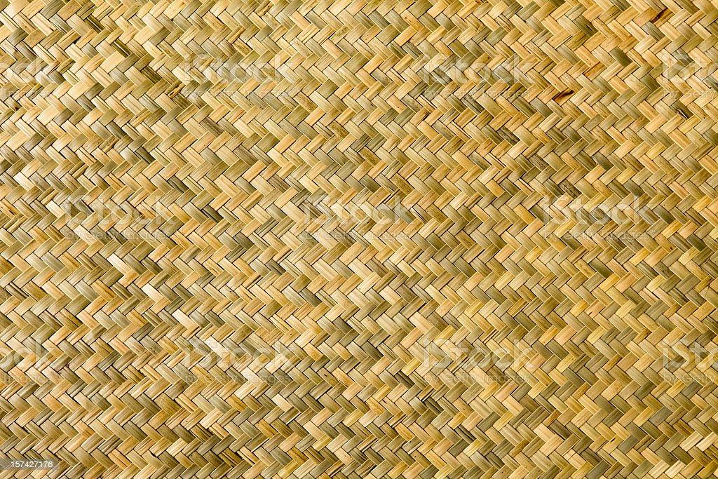 Woven Bamboo XXXL stock photo