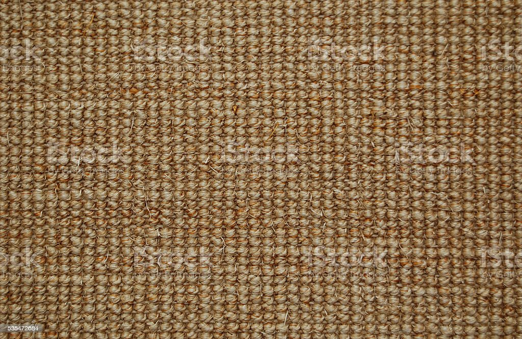 Woven Beige Texture and Background stock photo