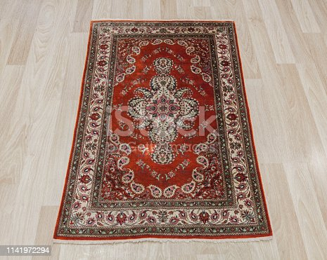 Sample of traditional handmade Turkish carpets/There are many meanings in these patterns. Ankara/Turkey Ankara/Turkey 09/26/2018