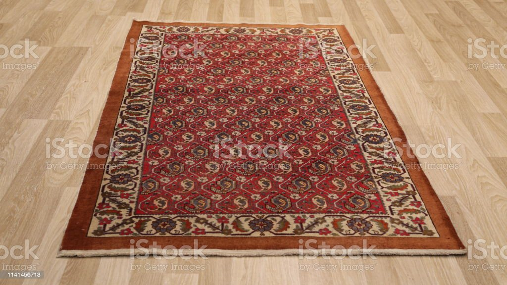 Sample of traditional handmade Turkish carpets. There are many...