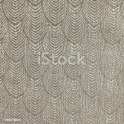 Woven Jacquard Upholstery or Drapery Fabric Texture for Home Decor