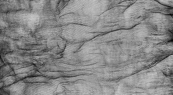 Woven mesh texture