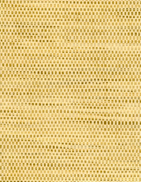 woven paper strips stock photo