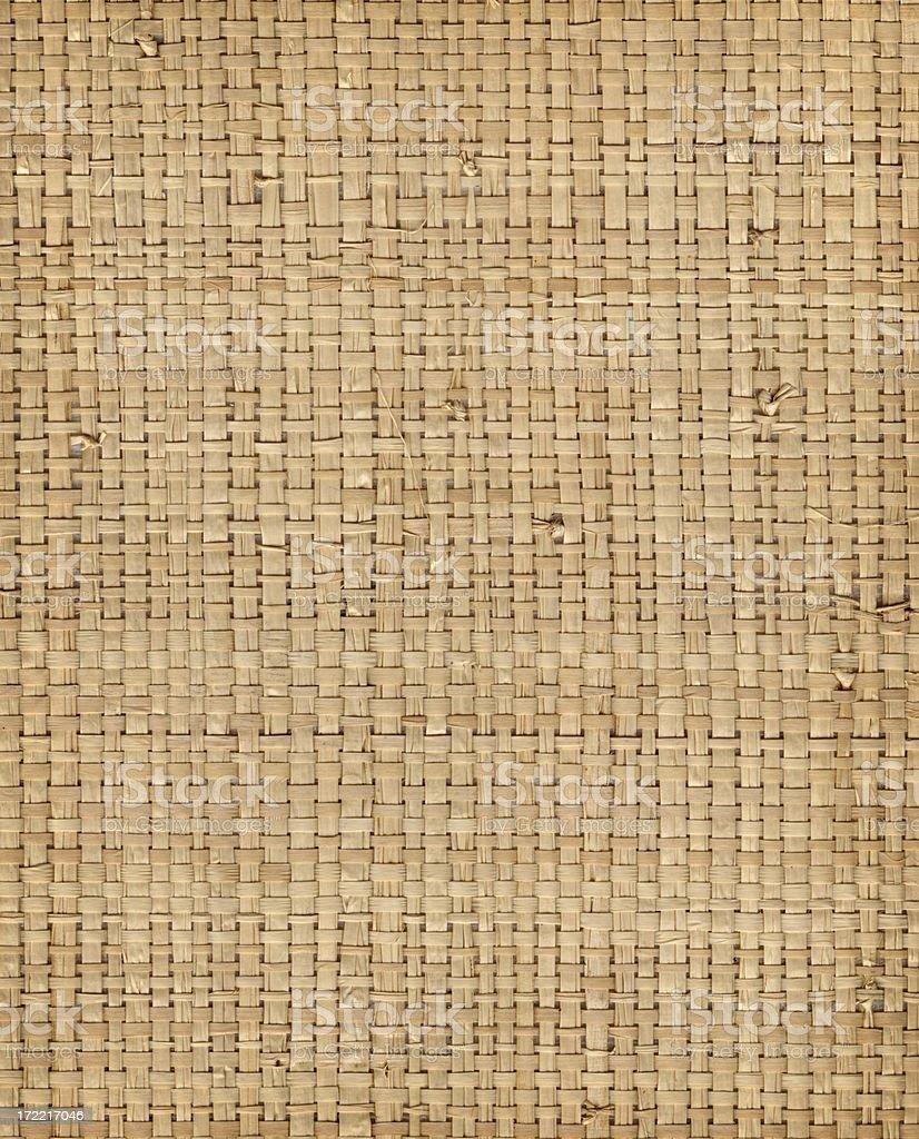 Woven Pattern 3 stock photo