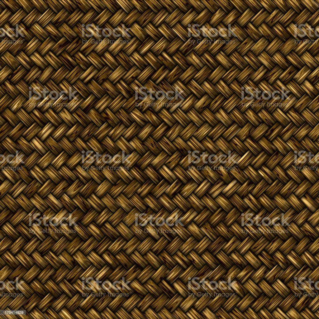 Woven pattern stock photo