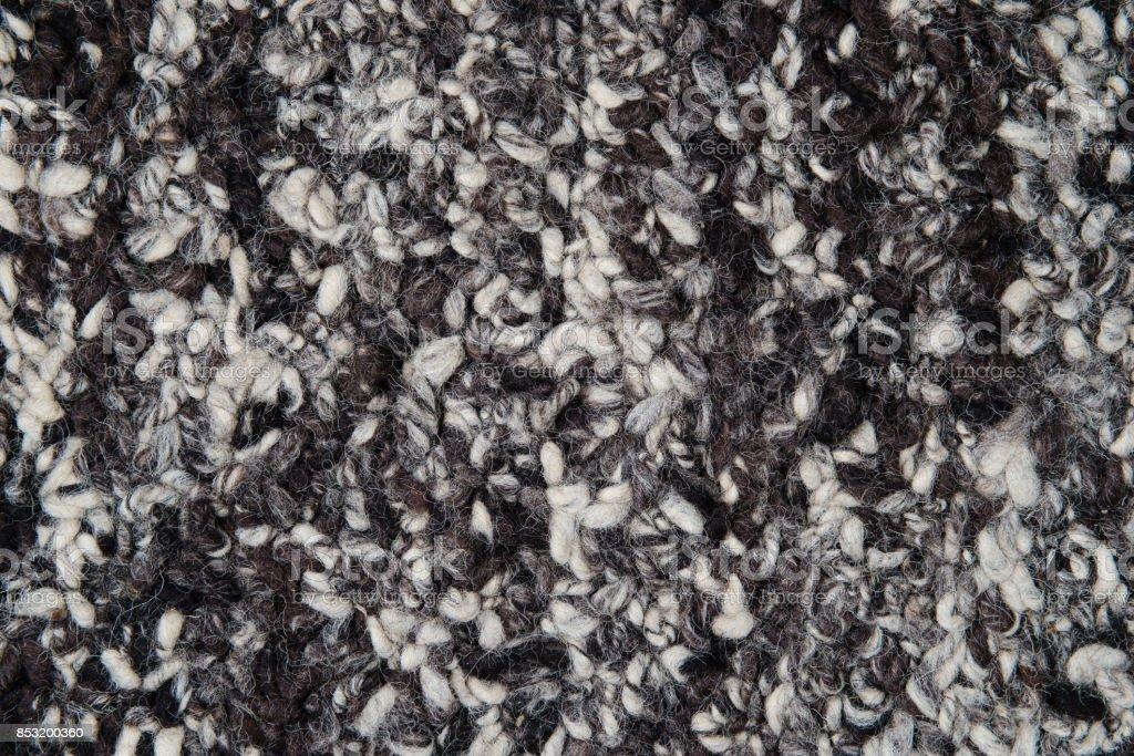 Woven silk fabric yarns texture stock photo