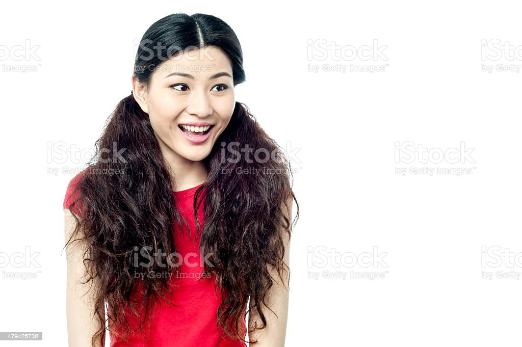Wow, its really unbelievable. stock photo