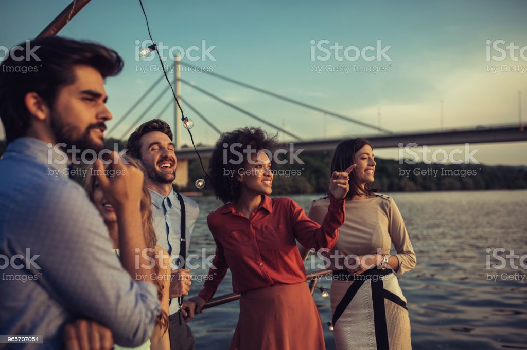 Wow, look how beautiful ! - Royalty-free Adult Stock Photo