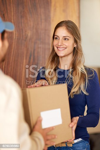 1053001624 istock photo Wow, this arrived even sooner than I thought! 629035580
