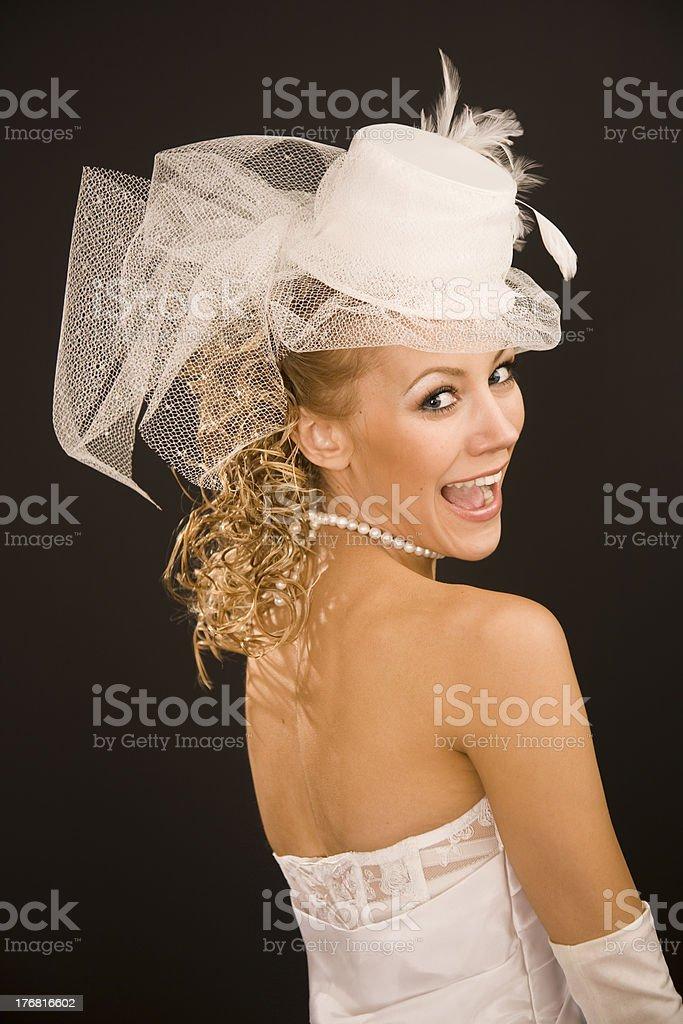 Wow! Wedding! royalty-free stock photo