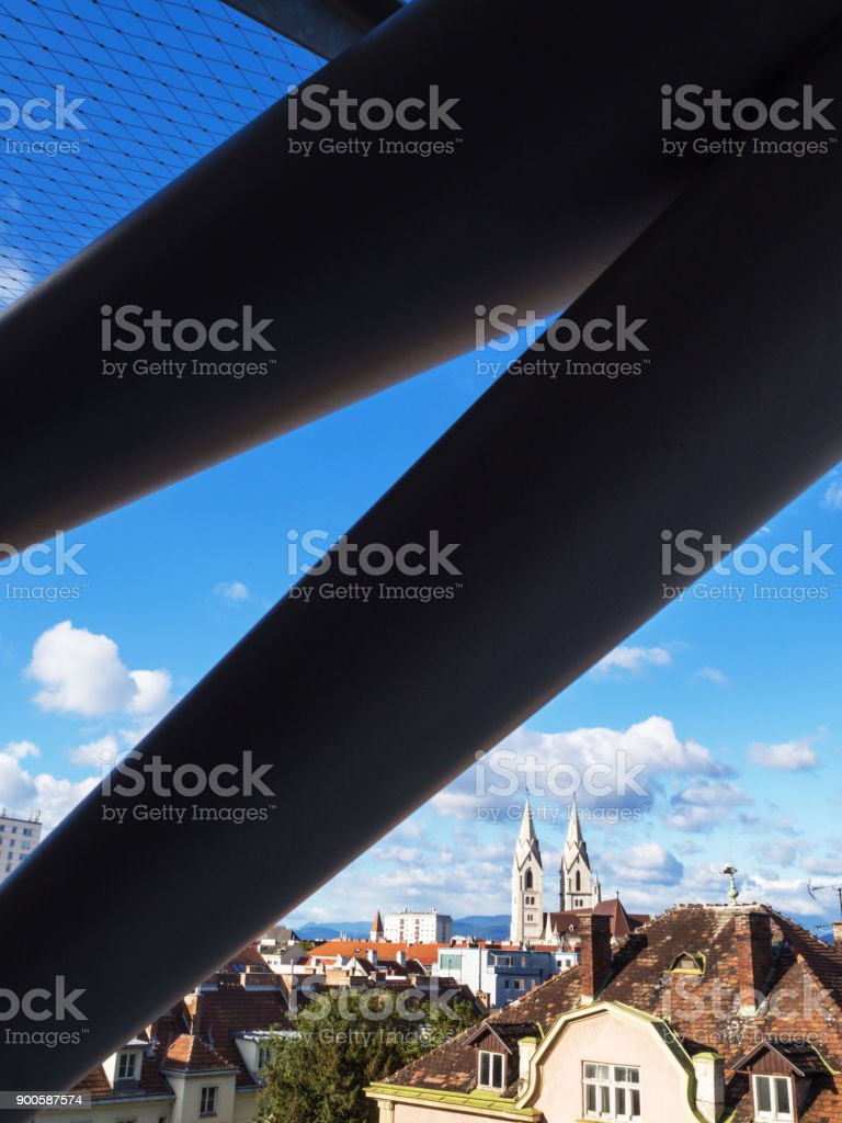 WR. Neustadt Blick Auf Den Dom – Foto