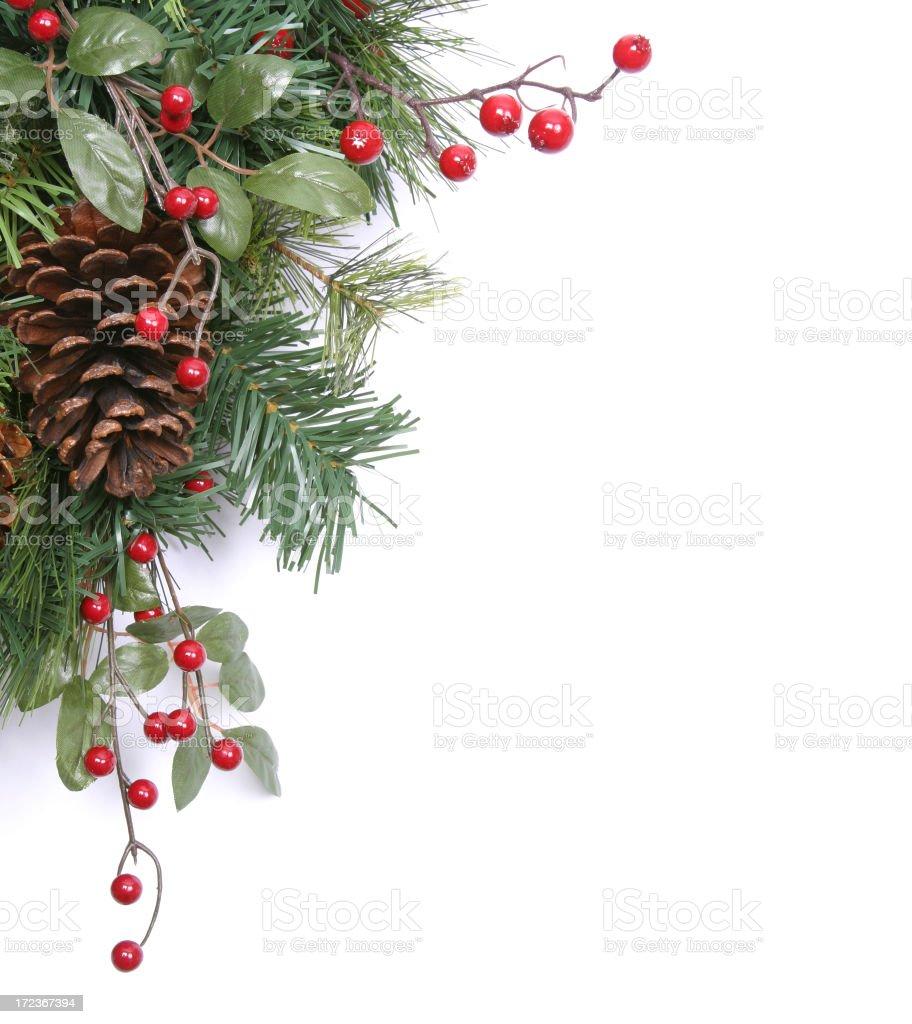 Wreath Series royalty-free stock photo