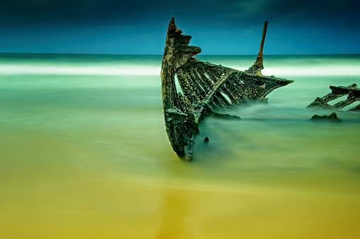 Dicky Beach at Caloundra on Queensland's Sunshine Coast