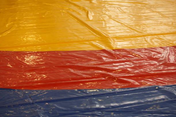 レスリング マット。畳カーペット グレコローマン リング - レスリング ストックフォトと画像