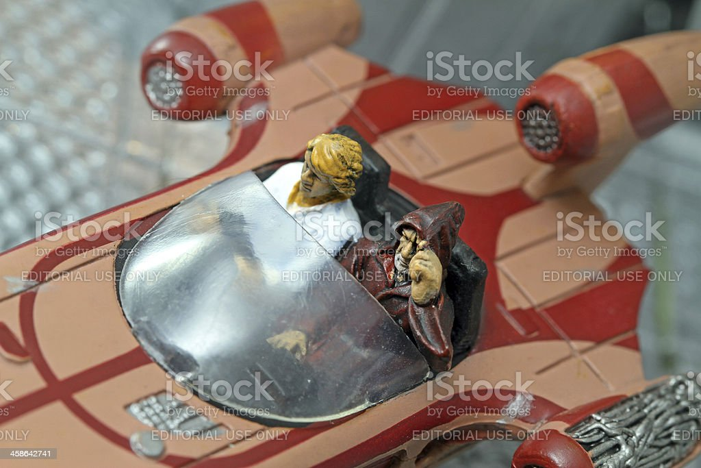 Wretched Hive of Scum and Villany stock photo