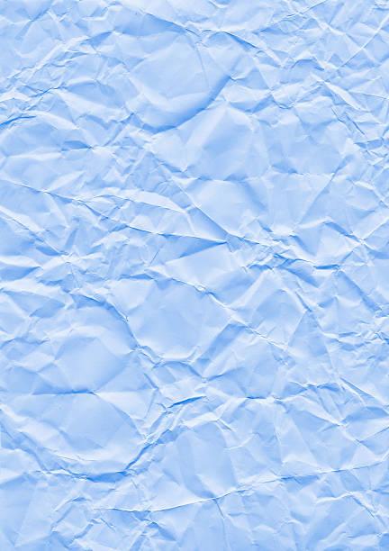 Falten Hintergrund Blau – Foto