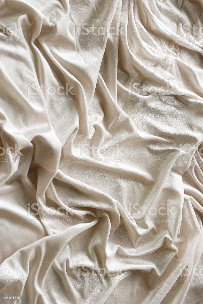 Wrinkled fabric - Royalty-free Backgrounds Stock Photo
