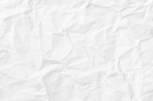 Textura de papel arrugado - foto de stock
