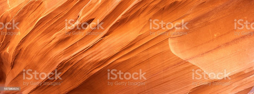 Wrinkles of the wall royalty-free stock photo