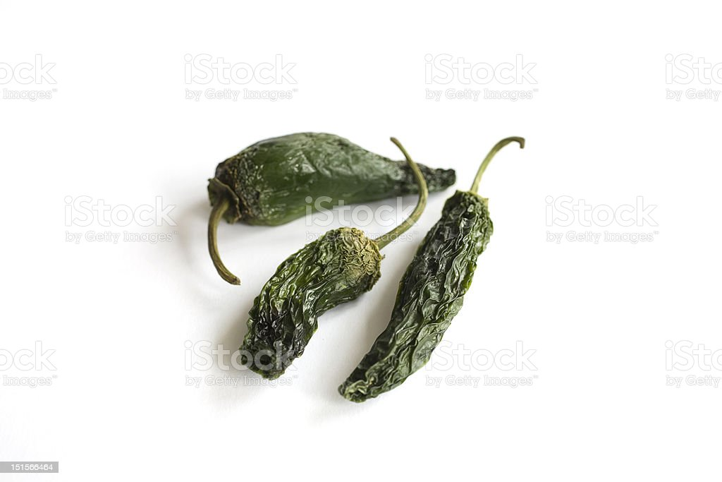 Wrinkly Peppers Stock Photo - Download Image Now - iStock