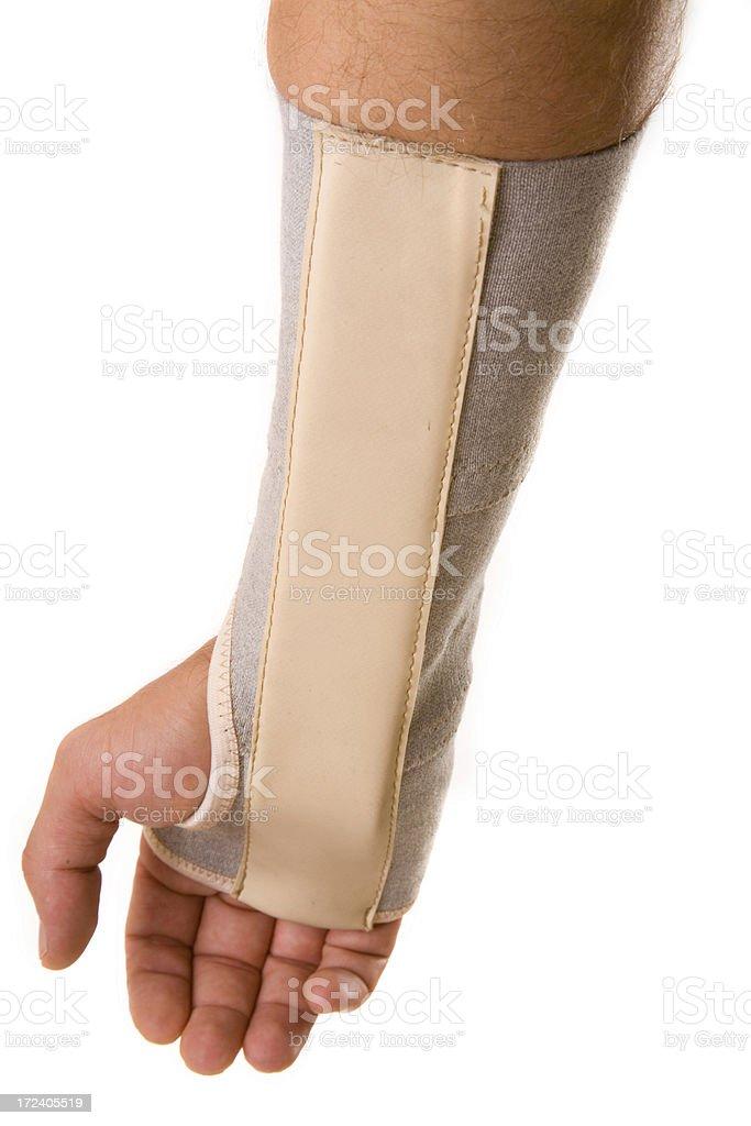 wrist royalty-free stock photo