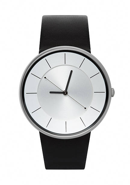 wristwatch - wijzerplaat stockfoto's en -beelden