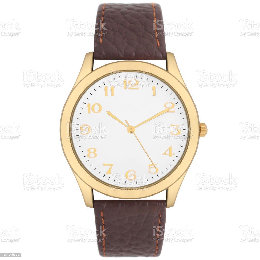 Reloj de pulsera  - foto de stock