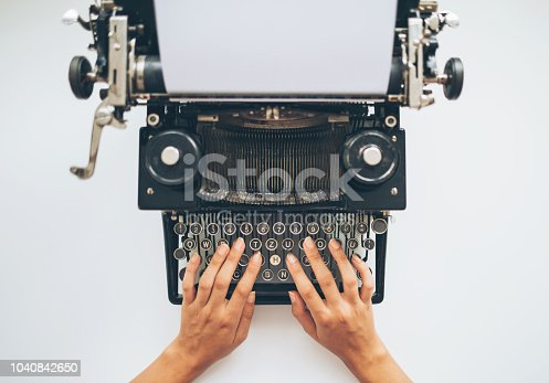 istock Write it out 1040842650
