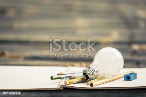 istock Writing Instruments 1029734984