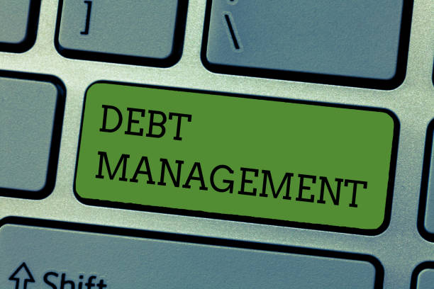 Writing note showing Debt Management. Business photo showcasing The formal agreement between a debtor and a creditor Writing note showing Debt Management. Business photo showcasing The formal agreement between a debtor and a creditor. debenture stock pictures, royalty-free photos & images