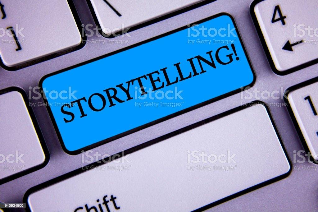 Nota De Redacción Mostrando Cuentos Motivacionales Llamar Negocio Foto Mostrando Dile Corto Historias De Experiencias Personales Escritas En Azul El