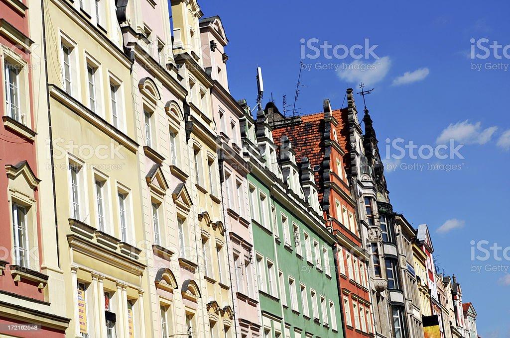 Wroclaw, Poland royalty-free stock photo