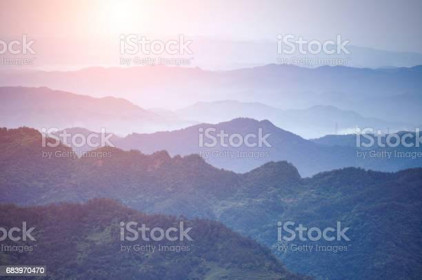 Photo of Wudang mountains