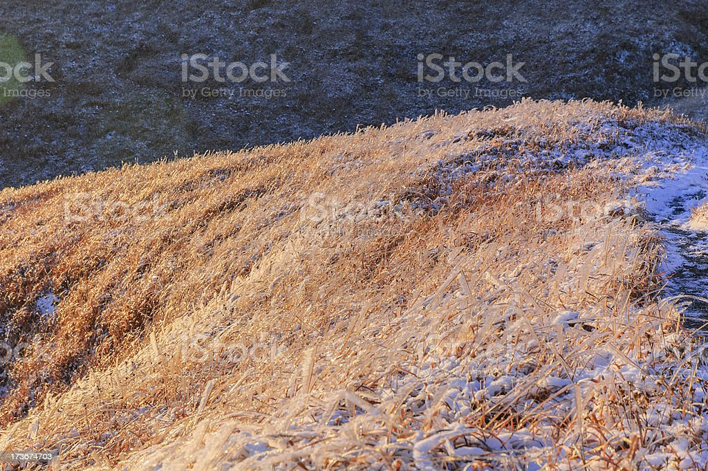 wugong mountains royalty-free stock photo