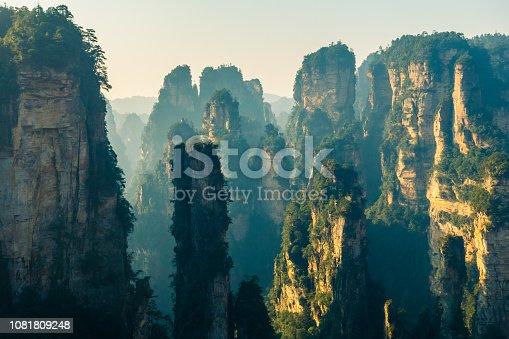 Wulingyuan National Park,Zhangjiajie,China