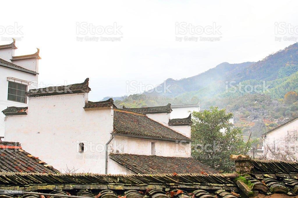 Wuyuan,China stock photo