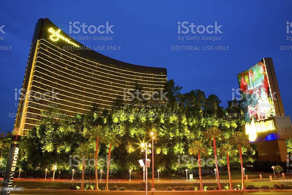 Wynn Las Vegas stock photo