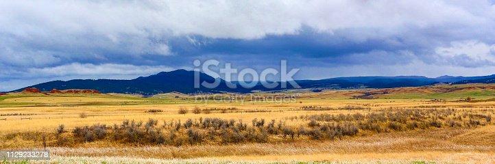 Wyoming Prairie